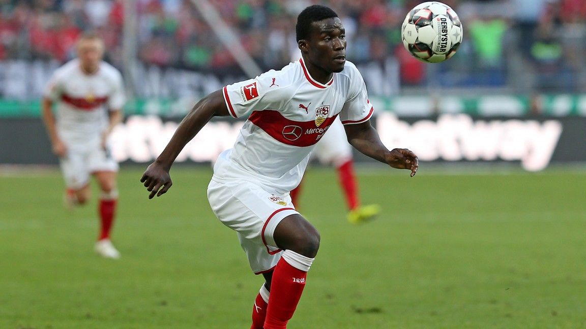 VfB loan Hans Nunoo Sarpei to Greuther Fürth