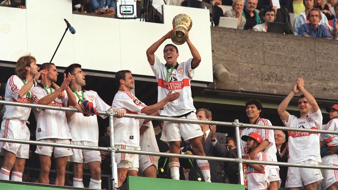 VfB's DFB-Cup history in numbers
