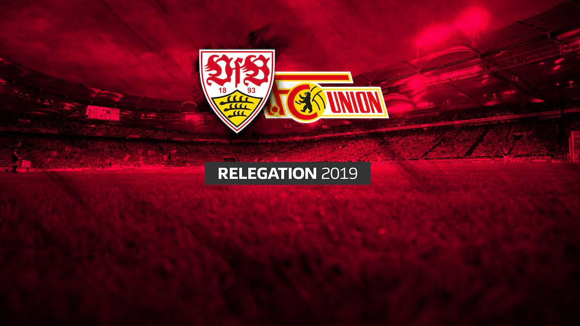 Union Berlin the opponents in relegation play-off