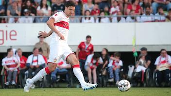 Marcin Kaminski auf Leihbasis zu Fortuna Düsseldorf