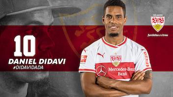 Daniel Didavi kehrt zum VfB zurück