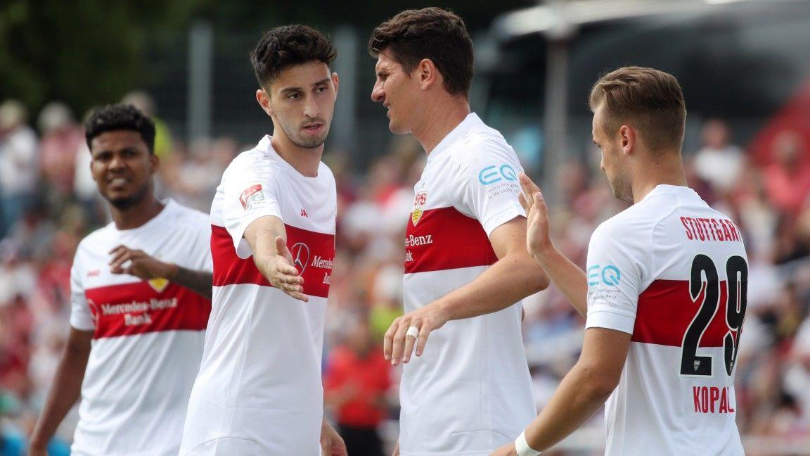VfB win first friendly in Ilshofen