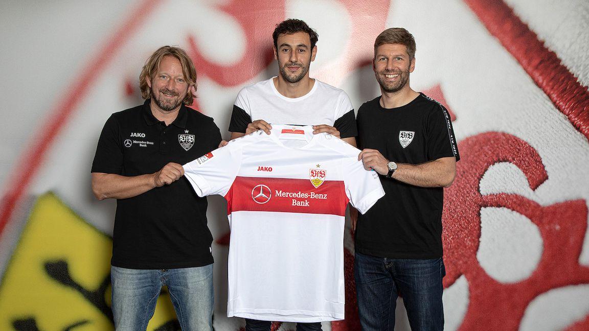 Hamadi Al Ghaddioui joins VfB