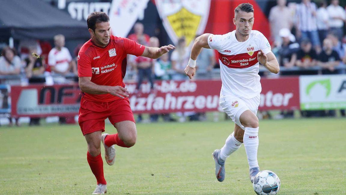 Erik Thommy joins Düsseldorf on loan