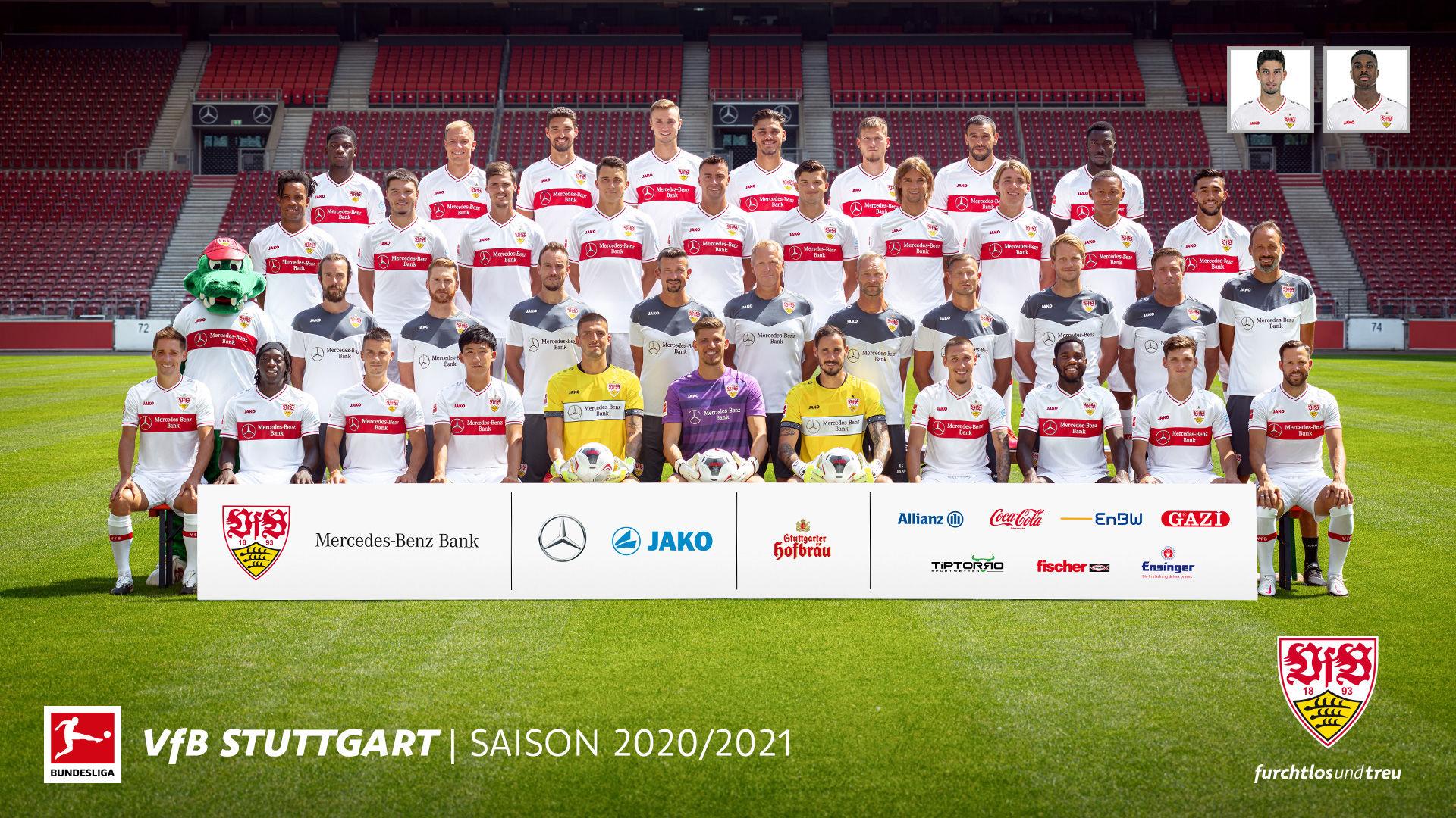 Kader Vfb Stuttgart 2021