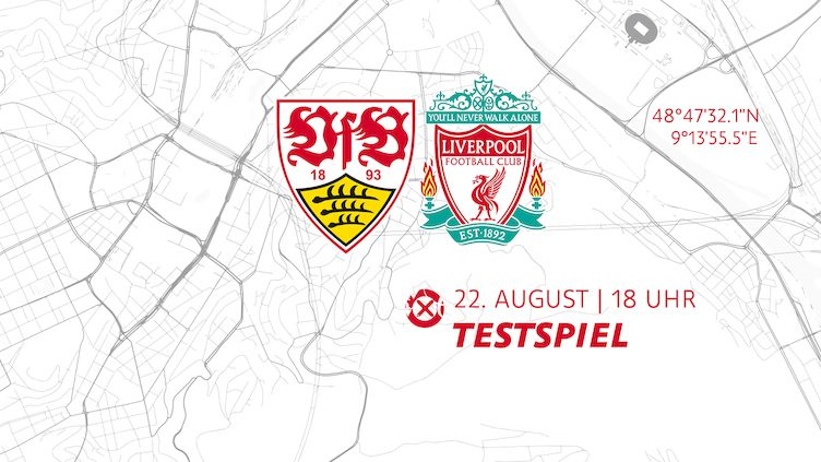 Vfb Stuttgart Testspiel Vfb Stuttgart Fc Liverpool Ankuendigung