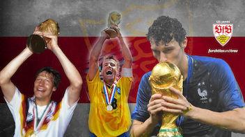 35 WM-Fahrer, drei Weltmeister