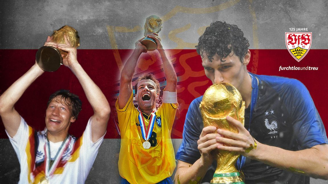 35 World Cup participants, three champions