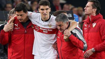 Wird dem VfB vorerst fehlen: Marcin Kaminski