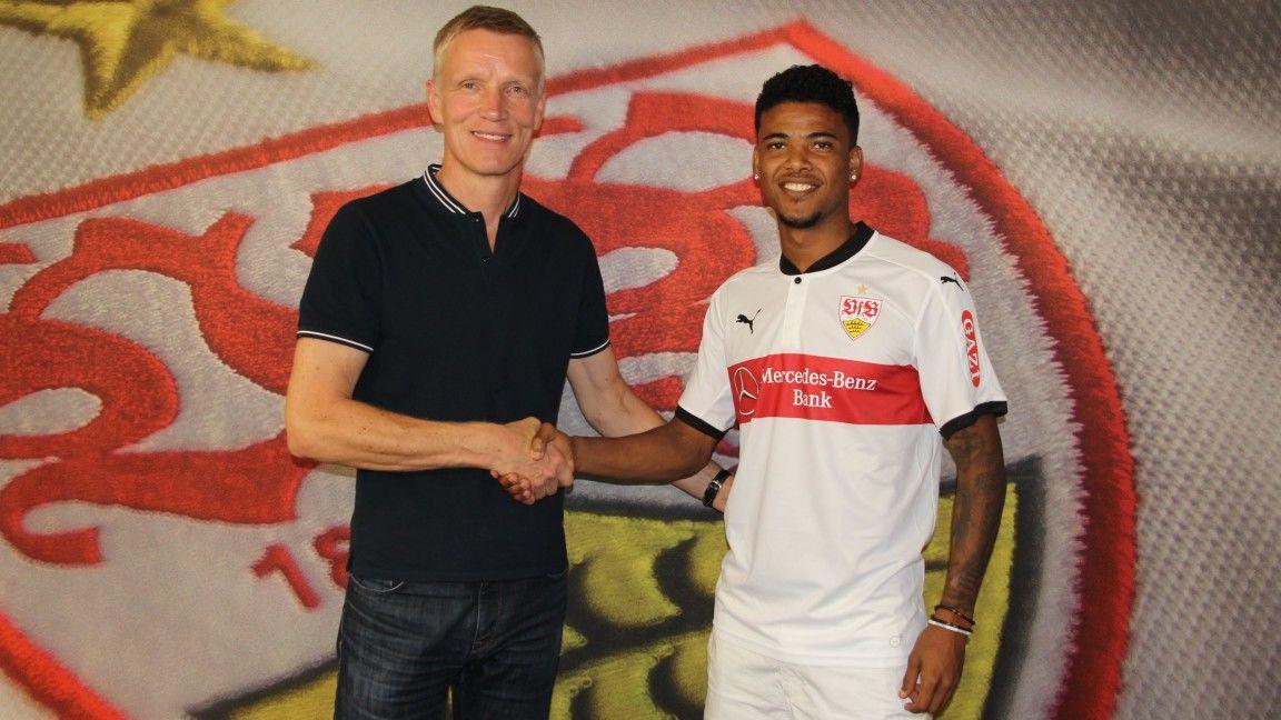 Der VfB verpflichtet Ailton Ferreira Silva