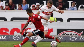 Niederlage gegen den FC Bayern