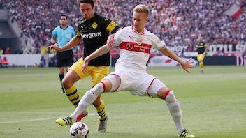 Heimniederlage gegen Dortmund