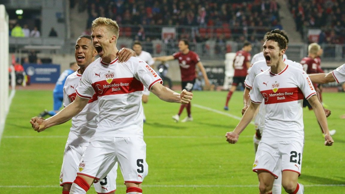 Away win at Nürnberg