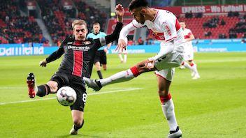 Auswärtsniederlage in Leverkusen