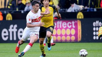 1:3-Niederlage in Dortmund