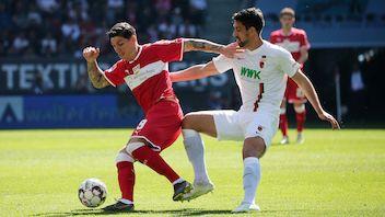 Deutliche Niederlage in Augsburg