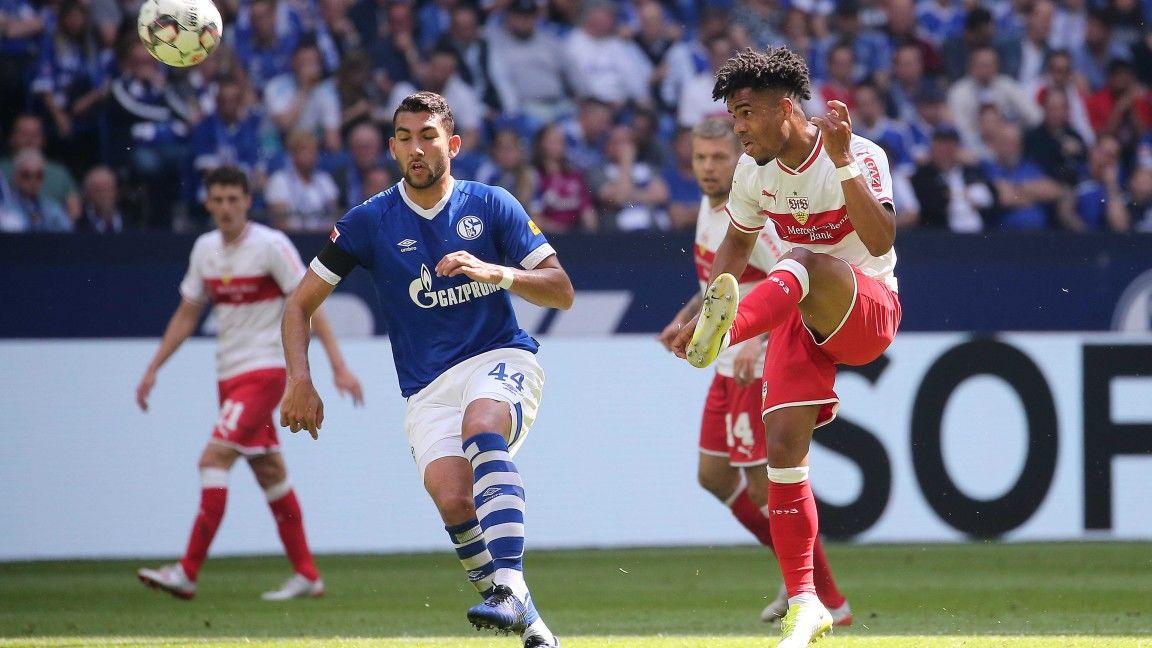 Decent away performance at Schalke