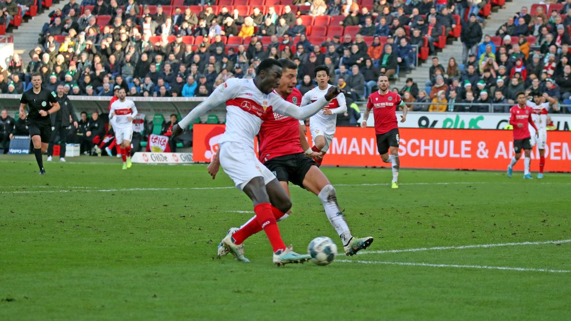 Vfb Stuttgart Hannover