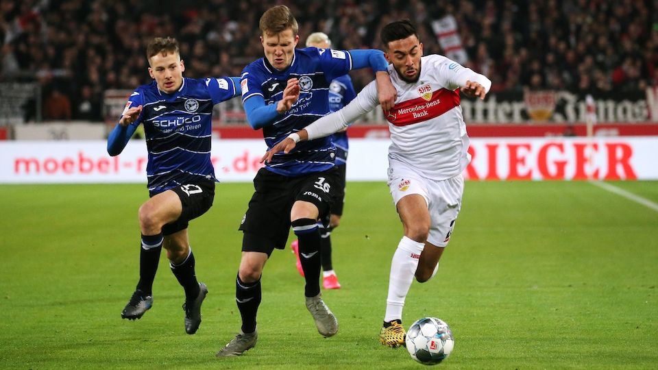 Bielefeld Vfb Stuttgart