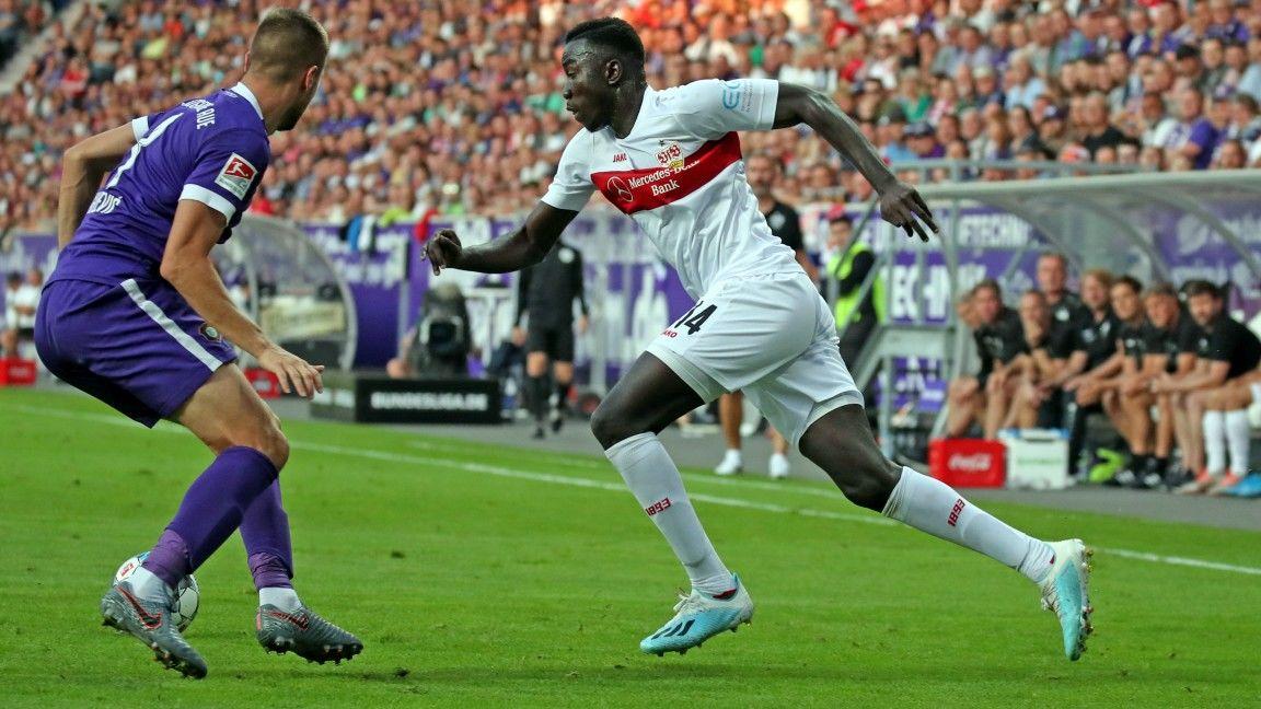 Goalless draw at FC Erzgebirge Aue