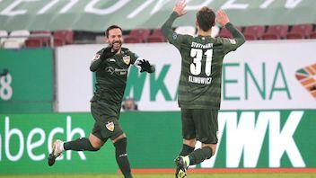 4-1 win in Augsburg