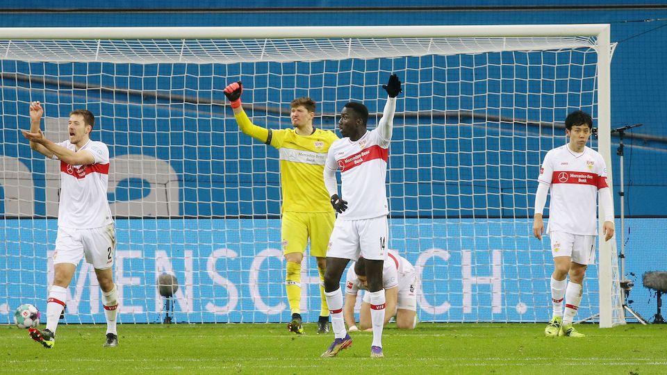 Rückblick Bayer 04 Leverkusen-VfB Stuttgart 2021 - VfB Stuttgart