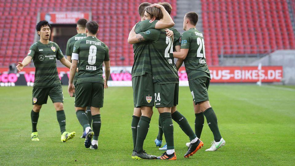 Stimmen 1. FC Köln-VfB Stuttgart - VfB Stuttgart