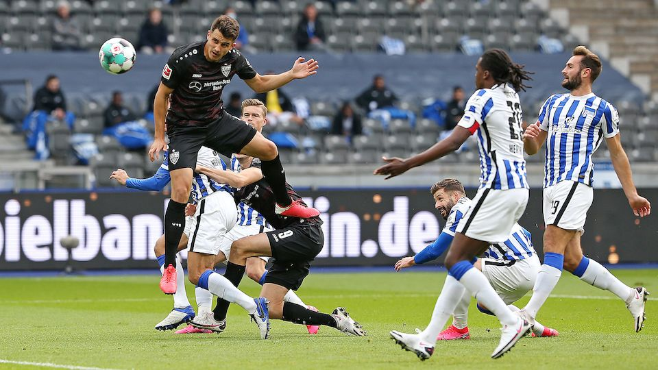 Vfb Gegen Hertha 2021
