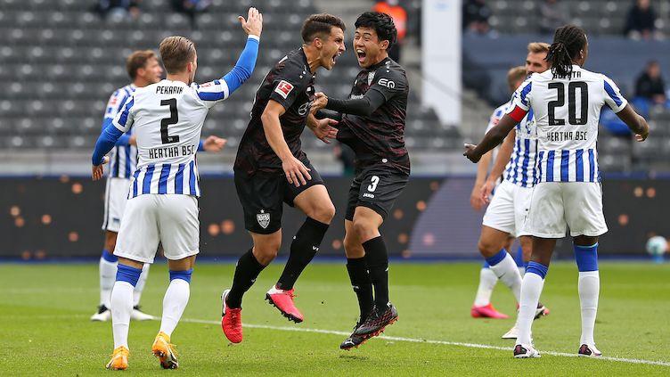 Vfb Hertha 2021