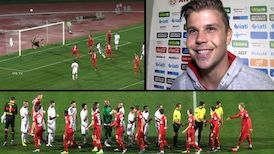 Highlights: Antalyaspor - VfB Stuttgart