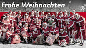 Weihnachtsvideo der VfB Spieler