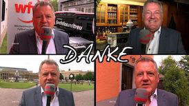 dunkelrot: Auf Tour mit Ulrich Ruf