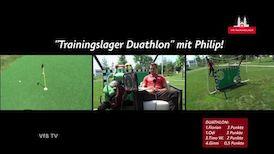 Trainingslager Duathlon mit Philip Heise