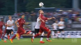 Highlights: SV Sandhausen - VfB Stuttgart