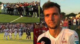 Testspiel: TSV Ilshofen - VfB Stuttgart