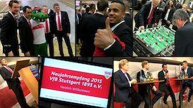Der VfB Neujahrsempfang 2015