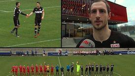 Testspiel: VfB Stuttgart - 1. FC Heidenheim