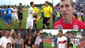 Highlights: FC Getafe - VfB Stuttgart