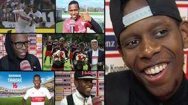 Ibrahima Traoré - Highlights beim VfB