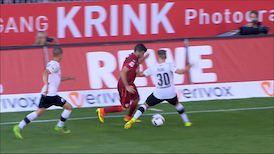 2. Halbzeit: SV Sandhausen - VfB Stuttgart