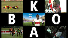 Arthur Boka - Highlights beim VfB