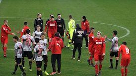 Testspiel: 1. FC Köln -VfB