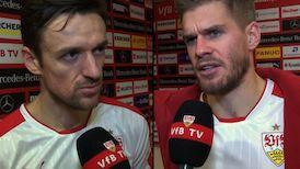 Die Interviews nach dem Hannover-Spiel