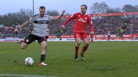 2. Halbzeit: Würzburger Kickers - VfB Stuttgart