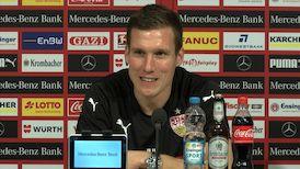 Die Spieltags-PK vor dem Berlin-Spiel