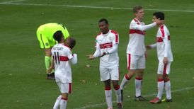 Highlights: VfB Stuttgart U17 - Kickers Offenbach