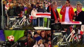 Übergabe der E-Bikes für Tannheim
