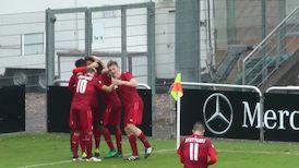 Highlights: VfB Stuttgart U19 - FC Bayern München
