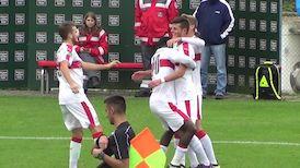 Highlights: 1. FC Kaiserslautern - VfB Stuttgart U19