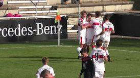 Highlights: VfB Stuttgart U17 - 1. FC Kaiserslautern